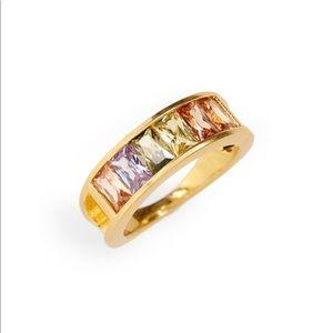 Madewell rainbow ring